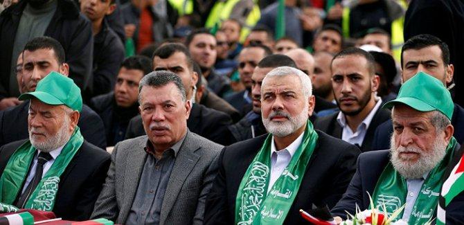 Hamas: Seçimlerden birinci çıkan Ak Parti'yi ve diğer tüm partileri tebrik ederiz