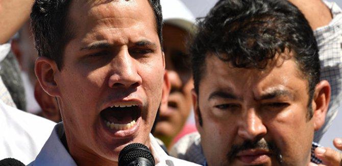 Venezüella'da Guaido'nun dokunulmazlığının kaldırılması istendi