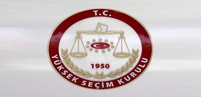 YSK İstanbul için olağanüstü toplandı