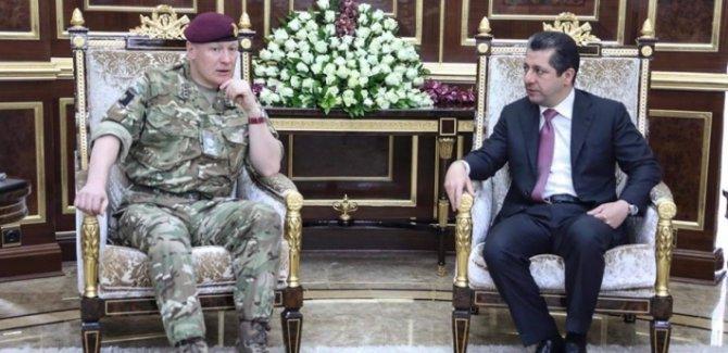 Mesrur Barzani: Suriye'deki Kürtlerin hakları garanti altına alınmalı