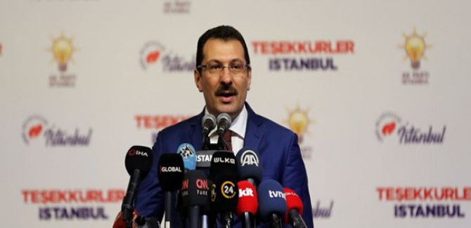 AK Parti'den oy sayımıyla ilgili yeni açıklama
