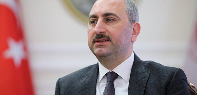 Adalet Bakanı Gül: Haklı olan elbette kazanacaktır
