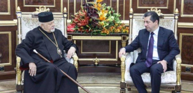 Mesrur Barzani : Kürdistan her zaman ortak yaşam merkezi olacak
