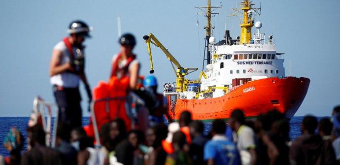 'Alan Kurdi' gemisi 5 gündür denizde bekletiliyor
