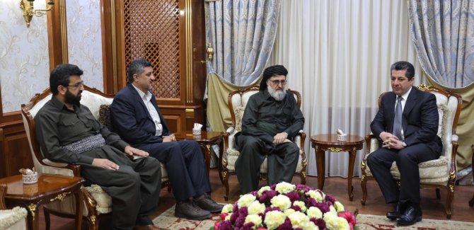 Barzani: Kürt halkı ajandalara kurban edilemez