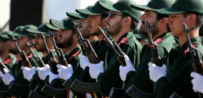 ABD İran Devrim Muhafızlarını terör örgütü ilan etti