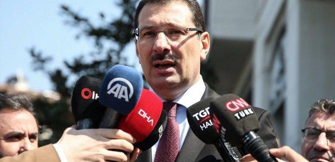 YSK'nın İstanbul kararı sonrası AK Parti'den bir hamle daha