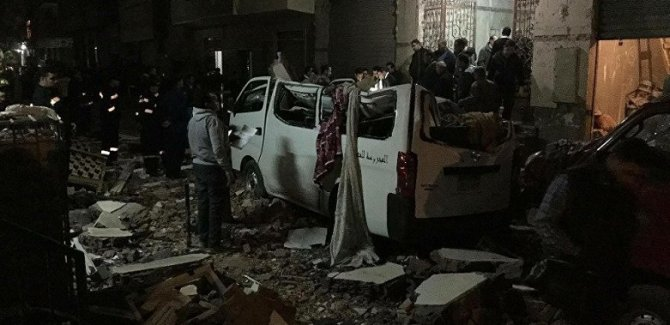 Mısır'da intihar saldırısı!