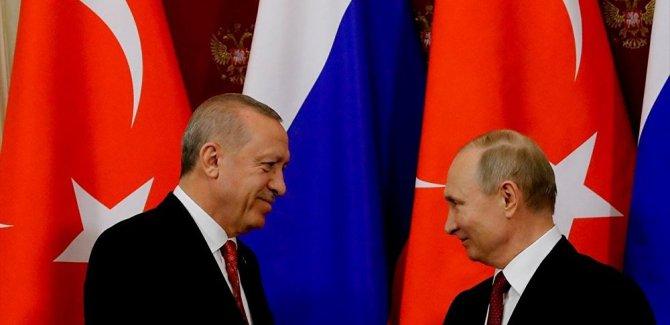 ''Erdoğan Moskova'da ABD'yi 'azami ölçüde kışkırttı'''