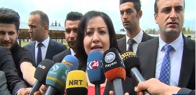 Parlamento Başkanı: Kürtlerden özür dilenmeli