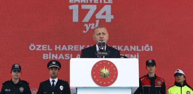 Erdoğan: FETÖ'yü kurumlarımızdan hala tam olarak temizleyemediğimizi düşünüyorum