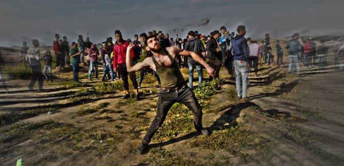 """Gazze """"Normalleşmeye Karşı Birlikte Cuması"""""""