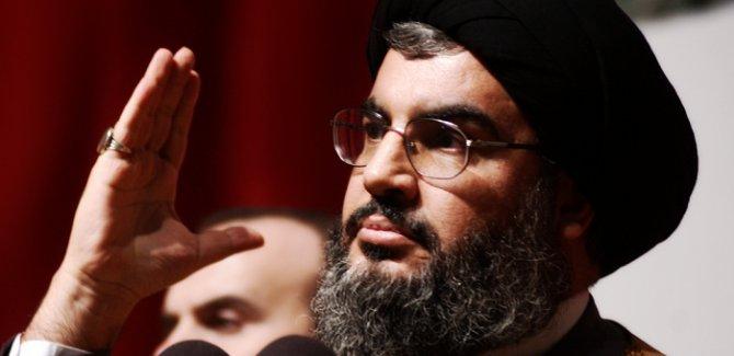 Hasan Nasrallah: Asıl terörist ABD yönetimidir
