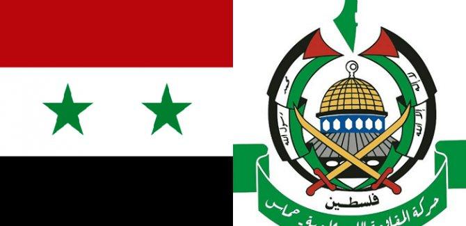 ''İran ve Hizbullah'la ilişkilerini düzelten Hamas, Şam'ı yumuşatmaya çalışıyor''