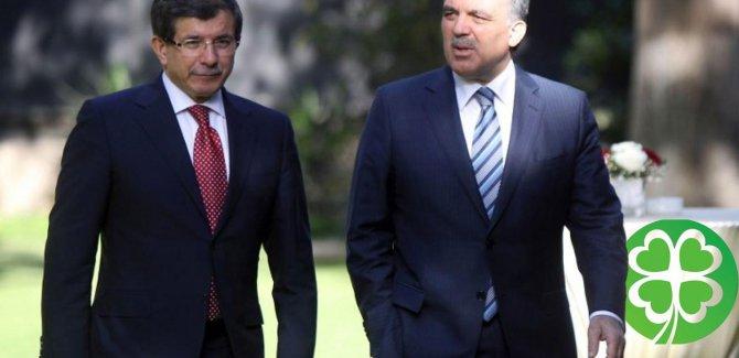 'Davutoğlu'nun oluşumu Gül ve ekibiyle köprüleri iyice atmış'