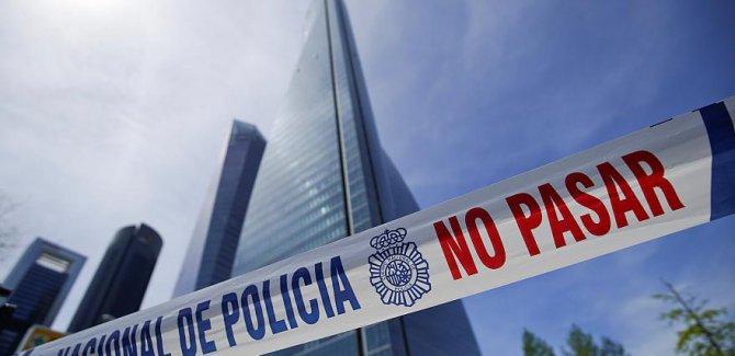Madrid'de bomba alarmı