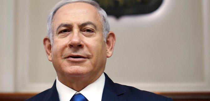 Netanyahu: Hain liderler beni kutladı