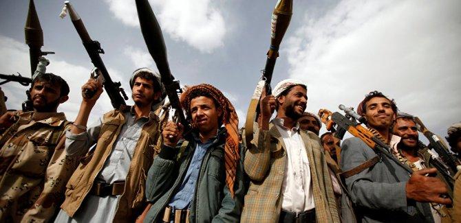Husiler: Trump'ın vetosu, Yemen'deki savaşta karar sahibi olduğunun göstergesi