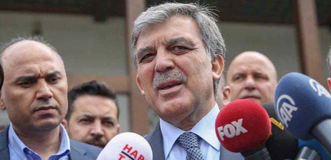 Gül: AK Parti'nin kurucu ilkelerinden yolunu çeviren ben miyim?