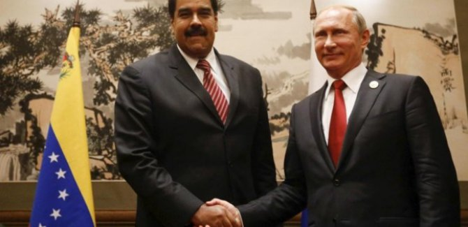 ABD: Rus Uçaklarının Venezüella'ya Uçmasını Engelleyin