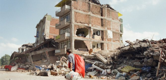 Türkiye 117 yılda 210 büyük deprem yaşadı