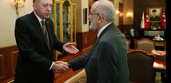 Karamollaoğlu'ndan Cumhurbaşkanı Erdoğan'a çağrı