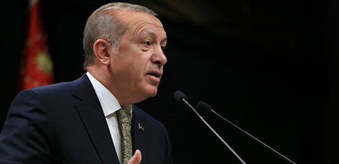 Erdoğan:Bu saldırı tüm insanlığa karşı yapılmıştır