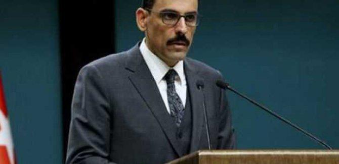 Kalın'dan Kılıçdaroğlu'na Saldırı Hakkında Açıklama