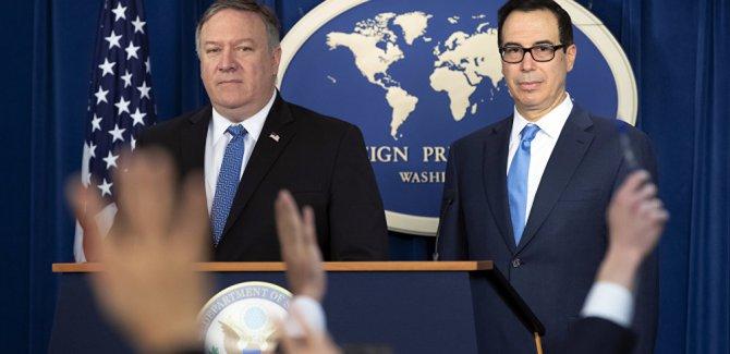 F.Times: ABD, Türkiye'nin yaptırım muafiyetini bitiriyor