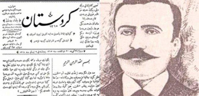 Kürdistan basını 121'inci yaşını kutluyor