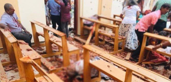 Hejmara kuştiyên teqînên Srî Lanka gihîşt 290 kesan