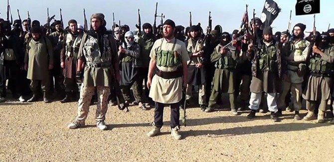 O Saldırıyı IŞİD Üstlendi