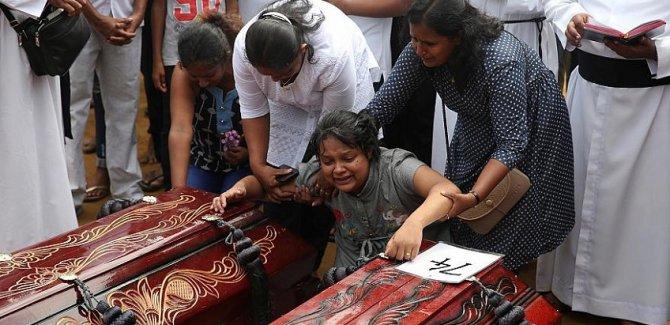 Sri Lanka'daki saldırıyı üstlenenler belli oldu!