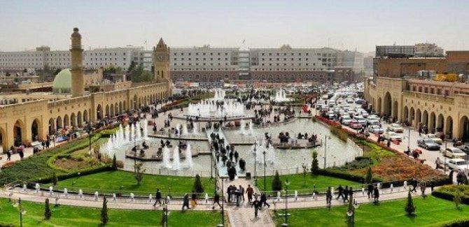Kürdistan'da 25 bin şirket faaliyet yürütüyor