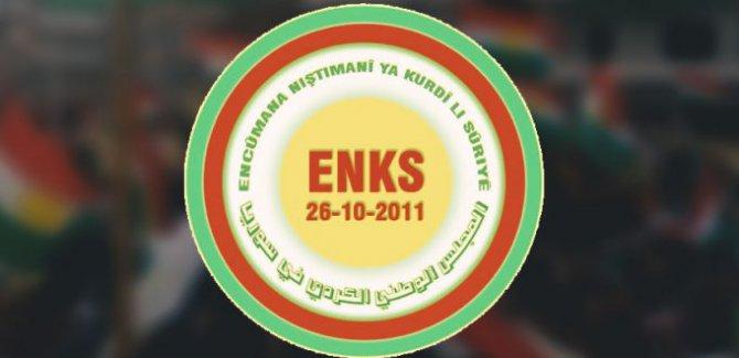 ENKS: Fransa'nın Kürtleri uzlaştırma çabalarını destekliyoruz