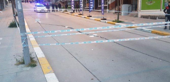 Esenyurt'ta 25 bina tahliye edildi