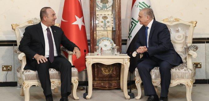 Çavuşoğlu: Erdoğan Irak'ı ziyaret edecek