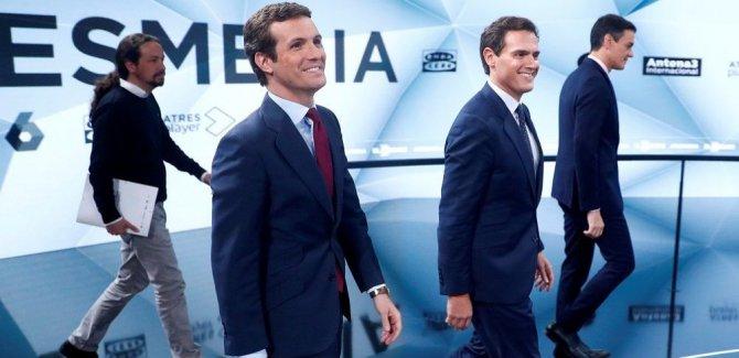 İspanya, son 4 yılda üçüncü kez sandık başında