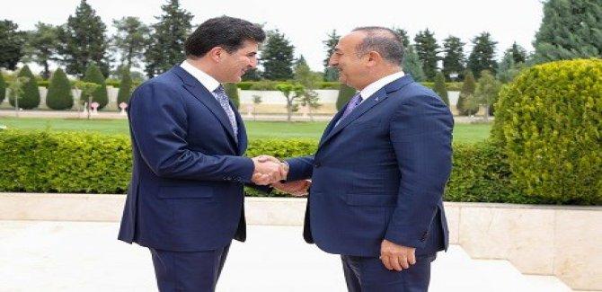Barzani: Türkiye zor zamanlarımızda yanımızdaydı
