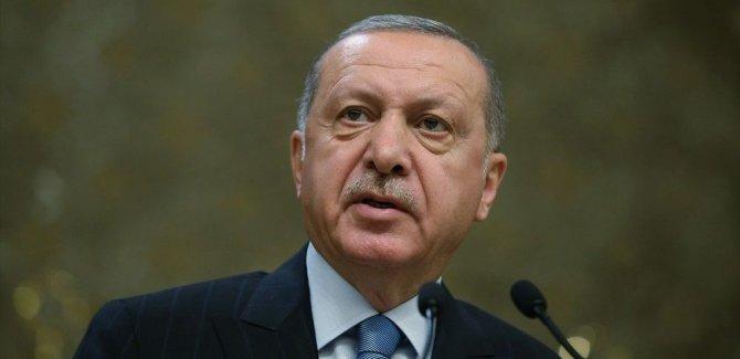 Erdoğan:Yatırımcı Diyarbakır'a, Ağrı'ya, Kars'a rahatlıkla yatırım yapabilecek