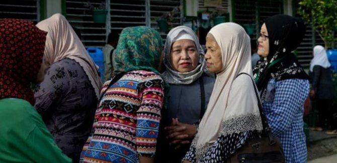 Filipinler'deki bir kasabada dedikodu yasaklandı