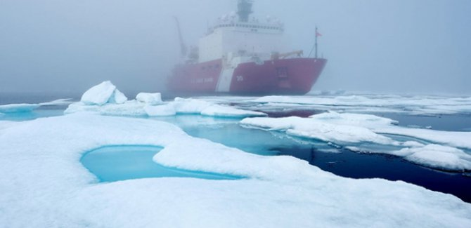 ABD-Çin gerilimi Kuzey Kutbu'na sıçradı