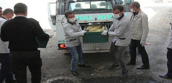Karlar eriyince cesetler ortaya çıktı