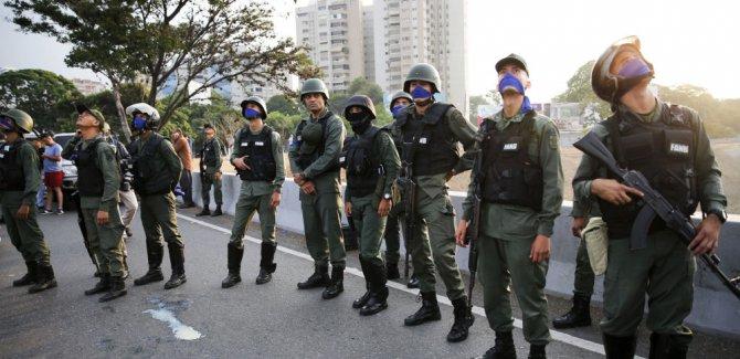 Trump yönetiminden Venezüella'ya askeri harekat görüşmesi