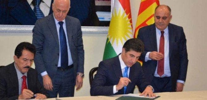 PDK-YNK anlaşması yarın imzalanıyor
