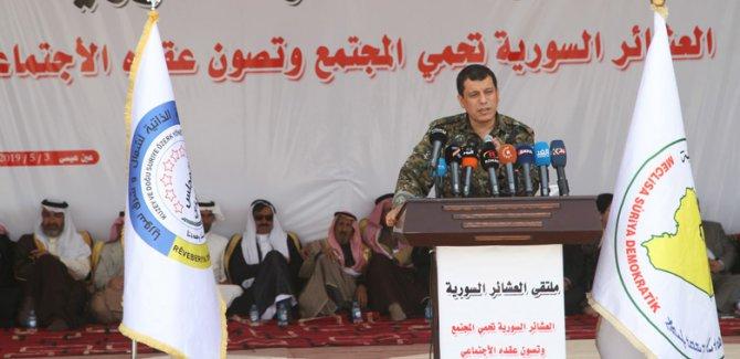 Şam'dan DSG'ye 'ihanet' suçlaması