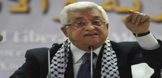 Abbas: İsrail cesaretlendiriliyor