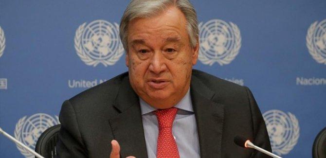 BM'den İdlib açıklaması: Alarm verici