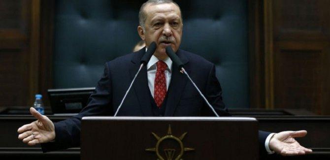 Cumhurbaşkanı Erdoğan, TÜSİAD'a sert tepki gösterdi