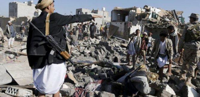 Yemen'deki çatışmalarda 35 Husi öldü